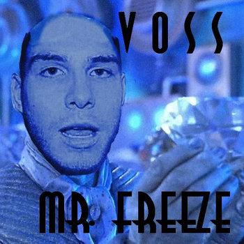 Mr. Freeze single cover art