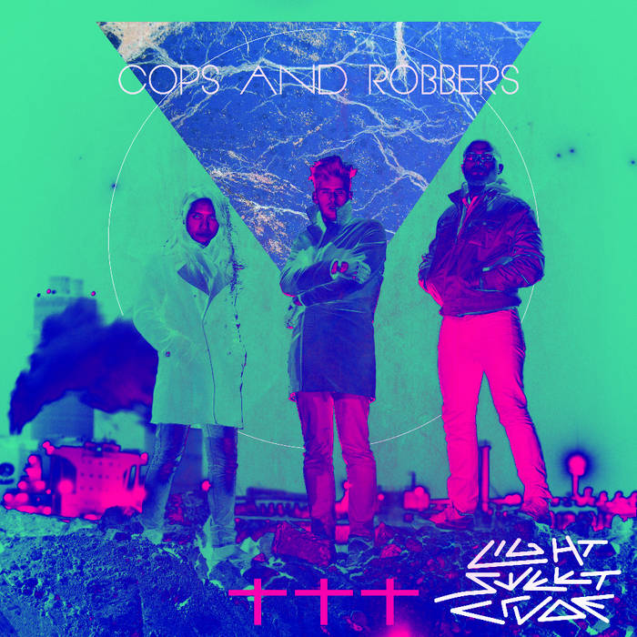 Cops and Robbers EP cover art