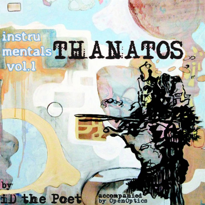 instrumentals vol.1: THANATOS cover art