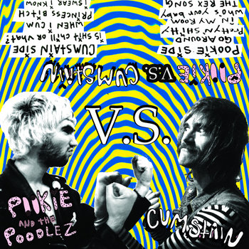pookie vs. cumstain cover art