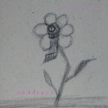 obduracy (lyrics included) cover art