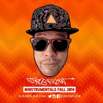 #instrumentals FALL 2014 cover art
