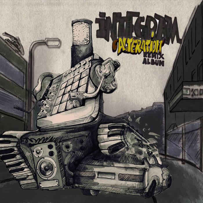 INTEGRAM Alteration cover art