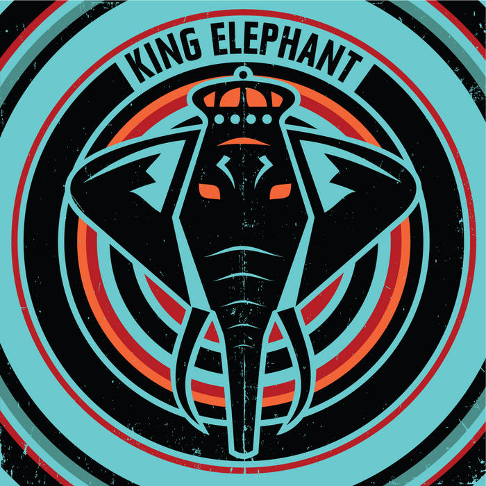 King Elephant cover art