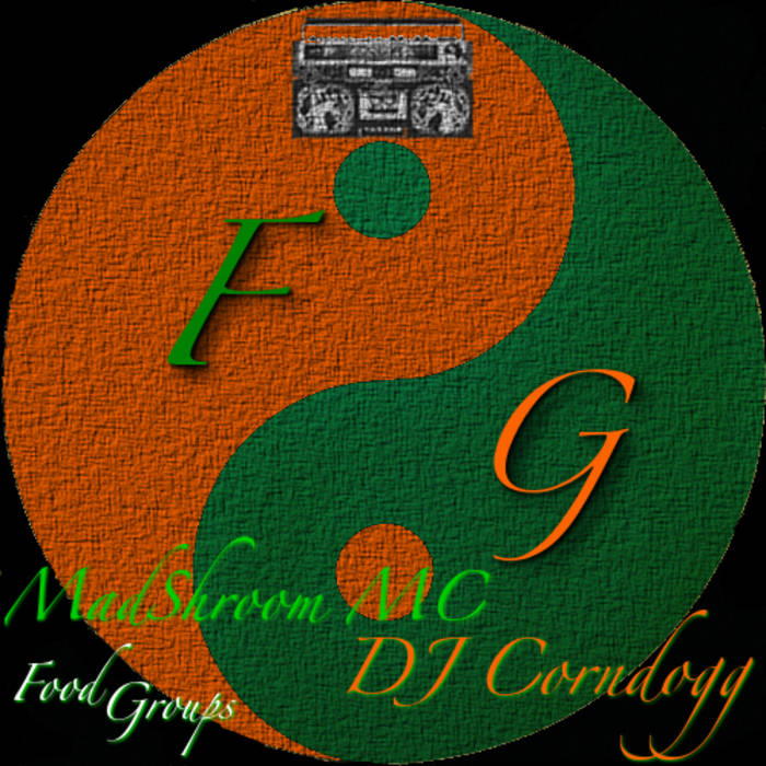 Food Groups Appetizer 2008-2012 cover art