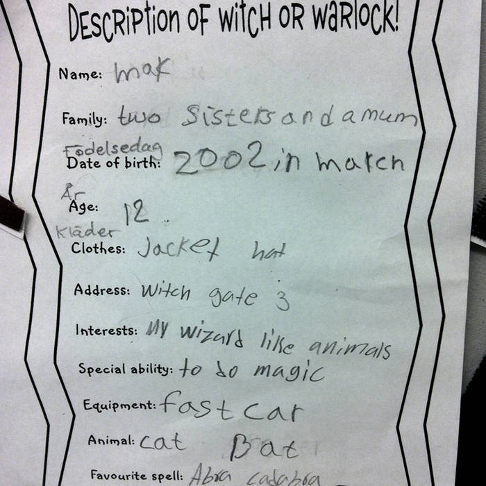 Description of Witch or Warlock: Mak cover art