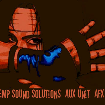 aux unit ep cover art