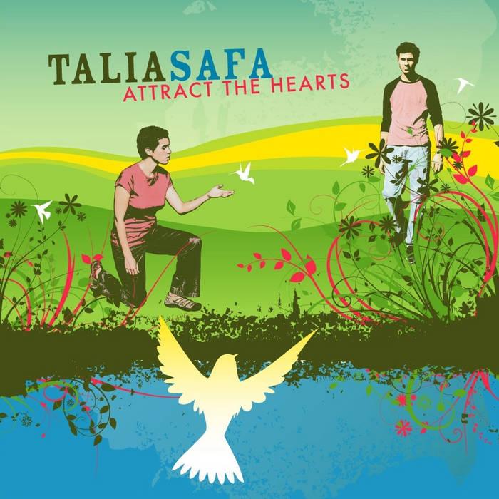 Attract the Hearts (BAHA'I,BAHAI) cover art
