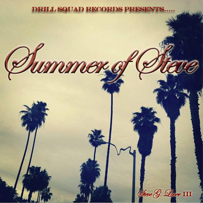 Summer of Steve cover art