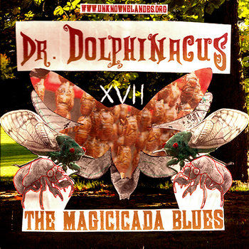 The Magicicada Blues cover art