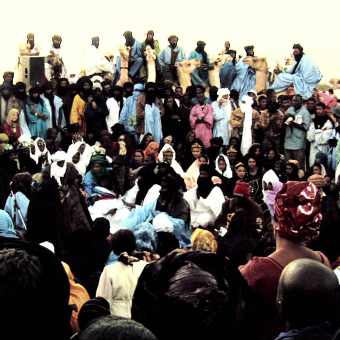FESTIVAL AU DÉSERT • recordings from the legendary Malian festival cover art