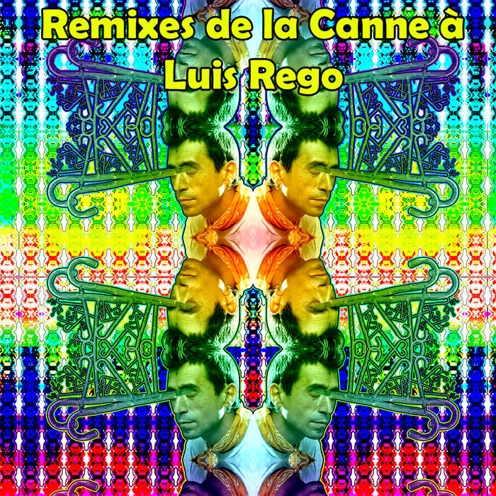 Remixes de La Canne à Luis Rego cover art
