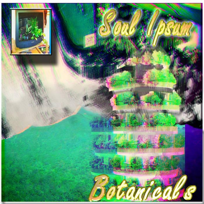 Botanicals cover art