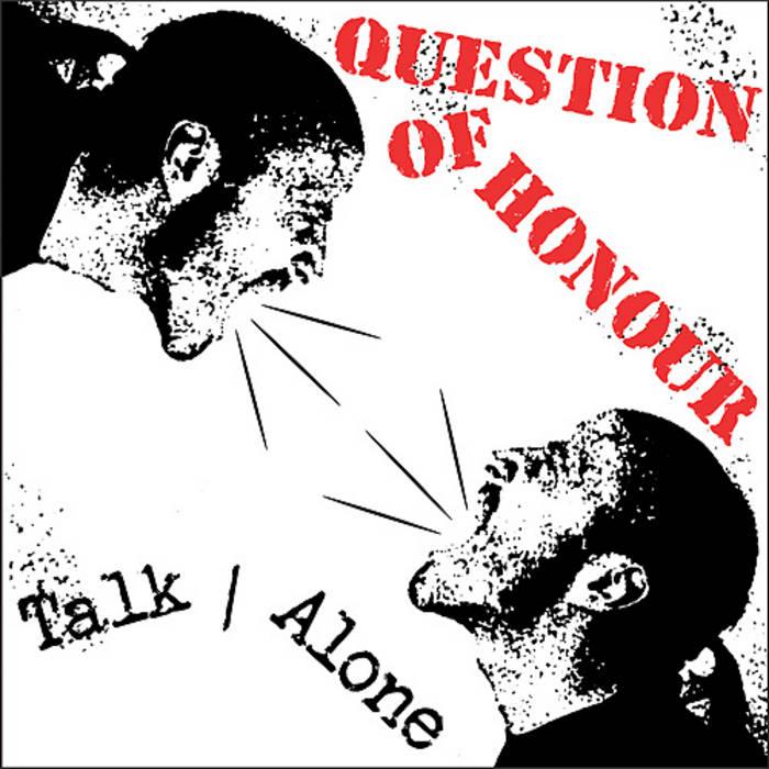 Talk / Alone cover art