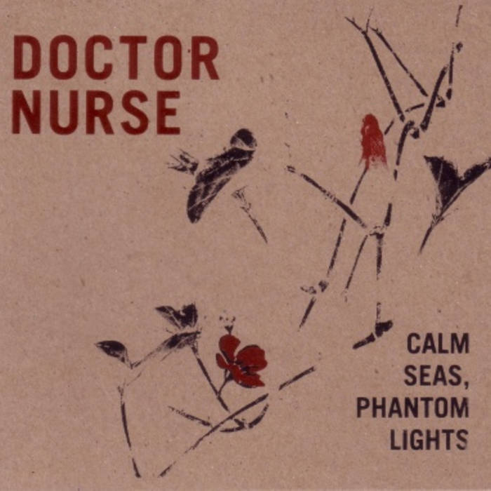 Calm Seas, Phantom Lights cover art