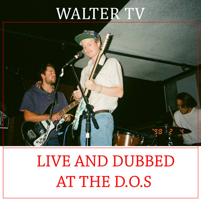 Live and Dubbed at the D.O.S cover art