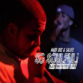 SO SOULFUL! EP: Art Imitates Life cover art