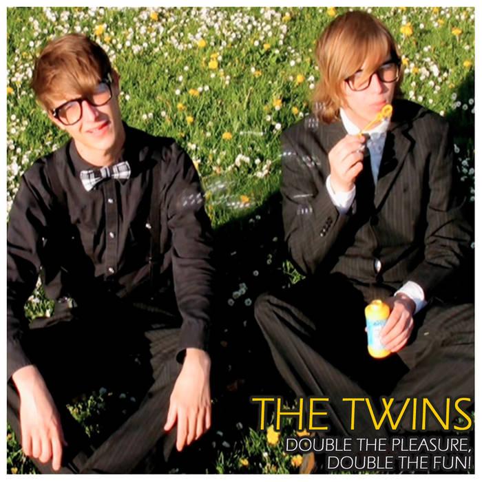 Double The Pleasure, Double The Fun cover art