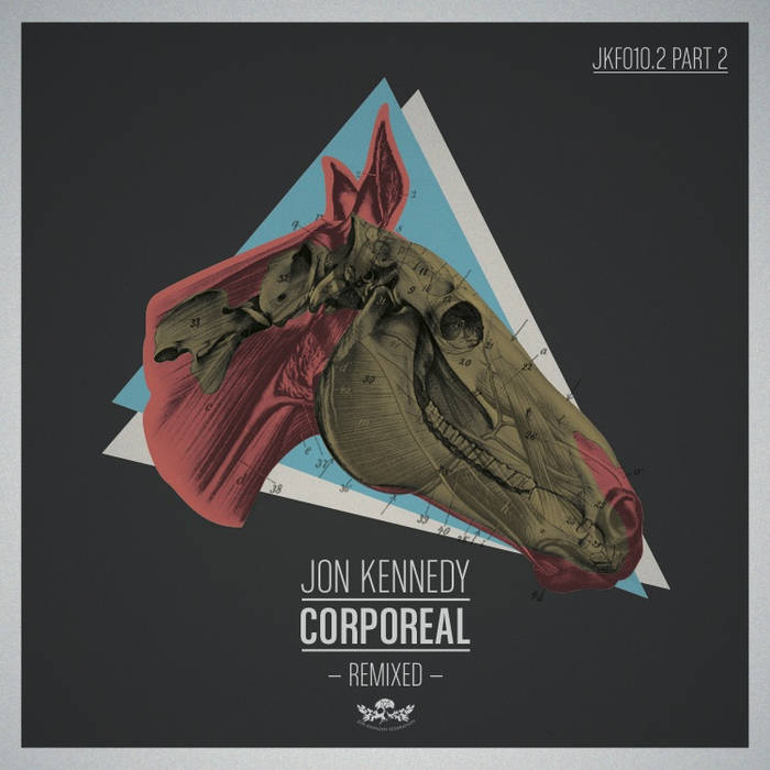 Corporeal Remixed Part 2 cover art