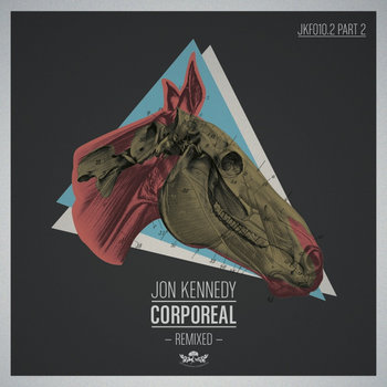 Corporeal Remixed Part 2 cover art