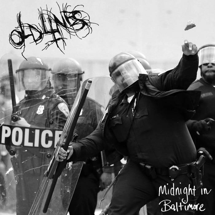 Midnight in Baltimore cover art