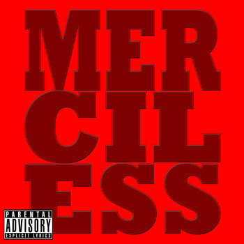 MERCILESS EP cover art