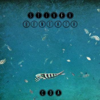 Stiver - Beneath EP cover art