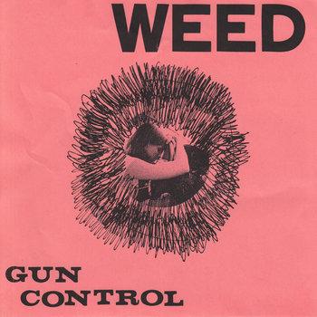 Gun Control EP cover art