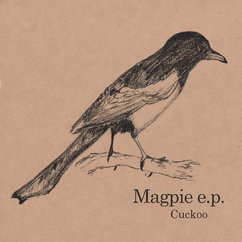 Magpie e.p. cover art