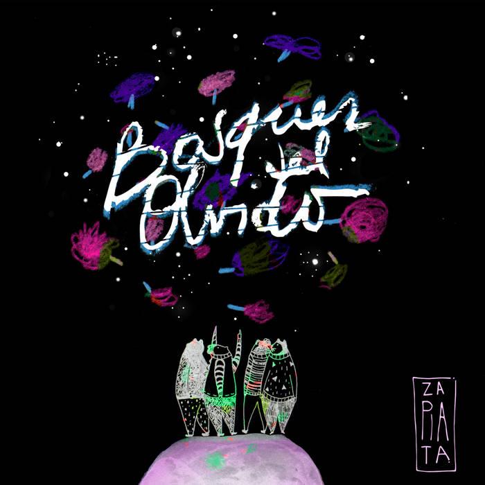 Bosques del Olvido (EP 2015) cover art