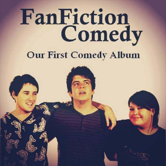 Our First Comedy Album cover art