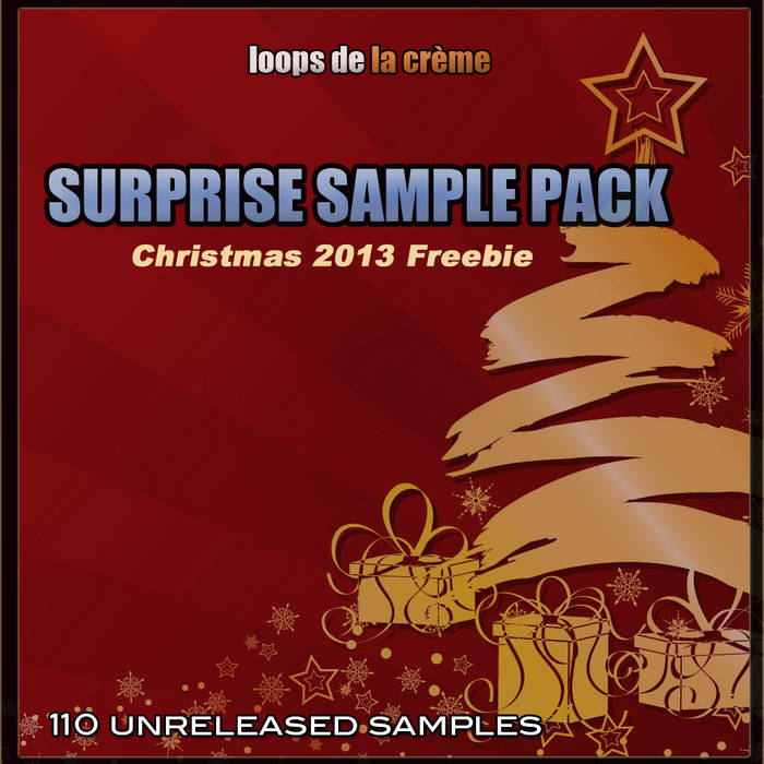 SURPRISE SAMPLE PACK cover art