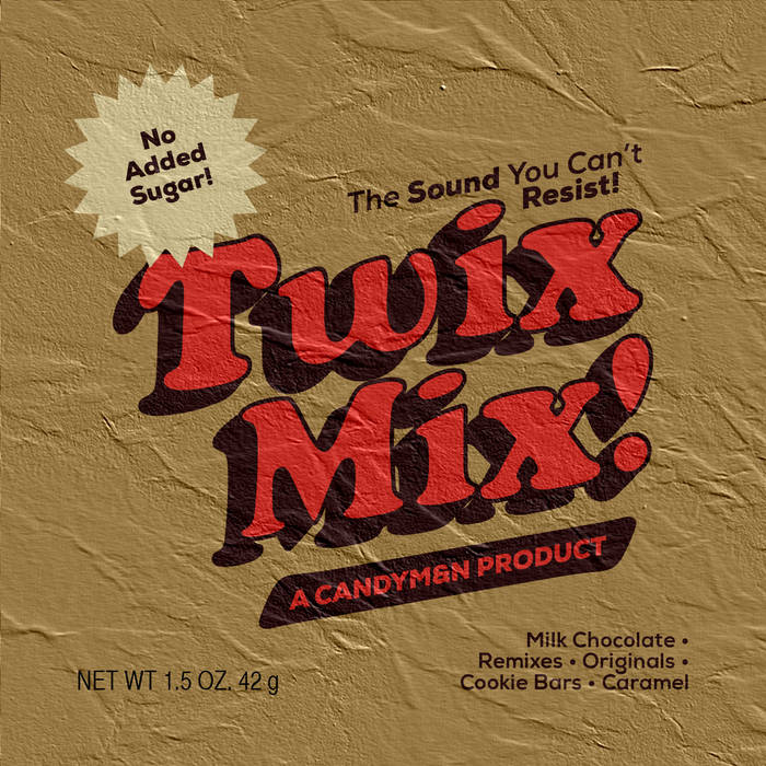 TwixMix Vol. 5 Copyright Issue Songs cover art