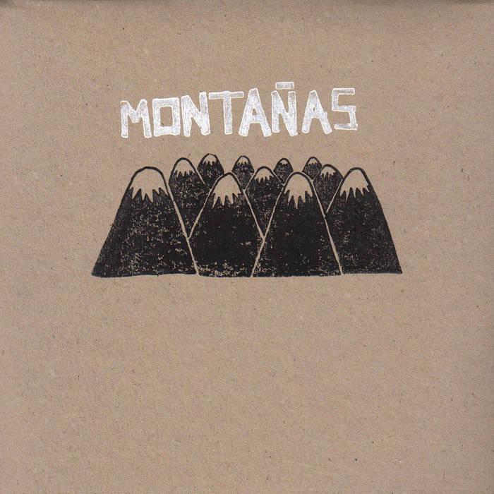 """Montañas 7"""" cover art"""