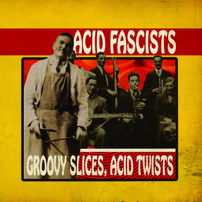 Groovy Slices, Acid Twists cover art