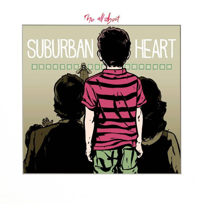 Suburban Heart cover art