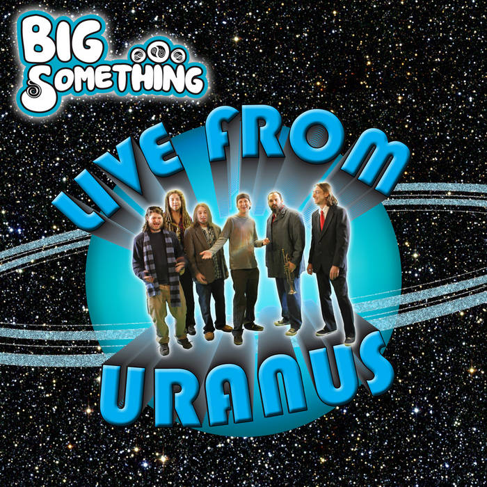 Live From Uranus cover art