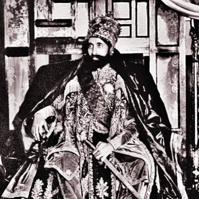 requiem für einen schwarzen könig (mo`a 'anbessa ze'imnegede yihuda ) ከ ወ ዐ ዘ የ ደ ገ cover art