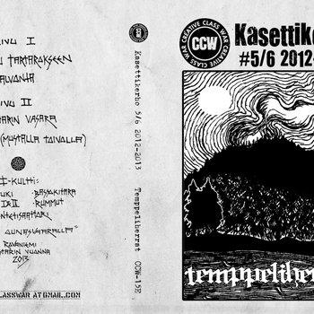 CCW Kasettikerho #5 cover art