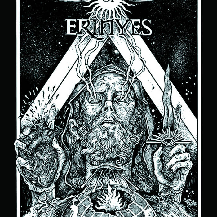 Cult of Erinyes - Transcendence Tape cover art