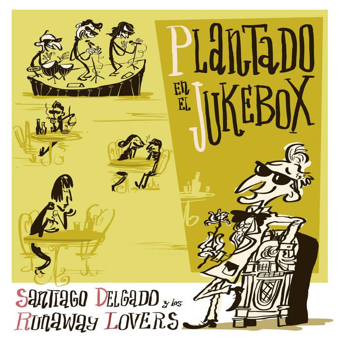 PLANTADO EN EL JUKEBOX cover art
