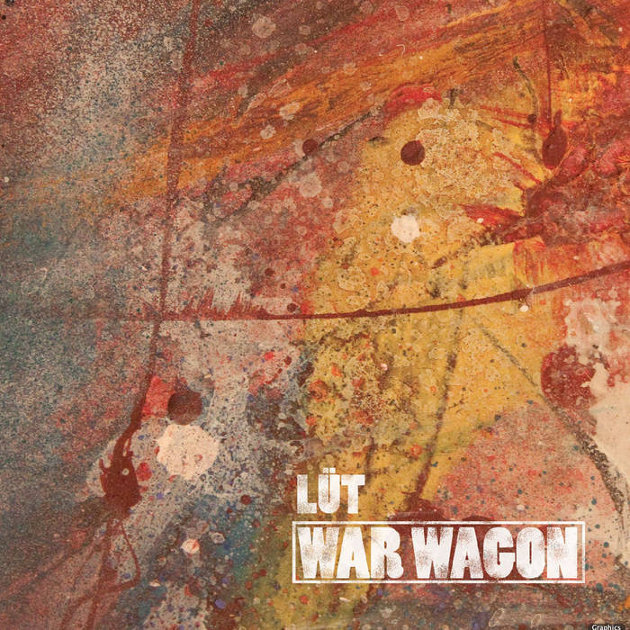 War Wagon cover art