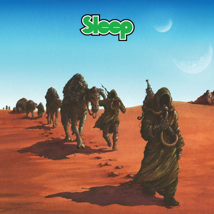 Dopesmoker cover art