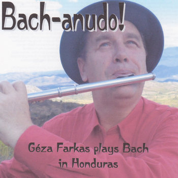 Bach-anudo! cover art