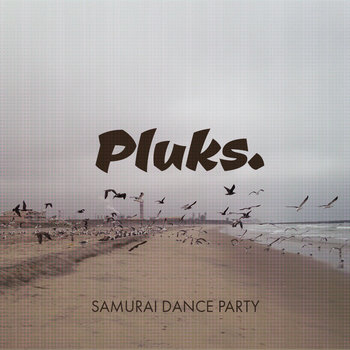 Pluks. cover art
