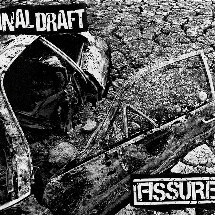 Final Draft / FISSURE Split cover art