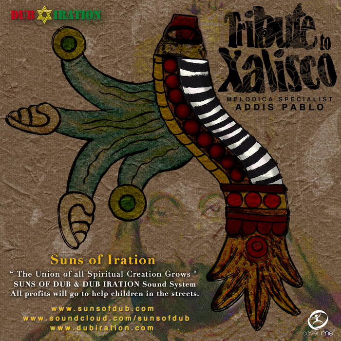 Suns of Iration -TRIBUTE TO XALISCO cover art
