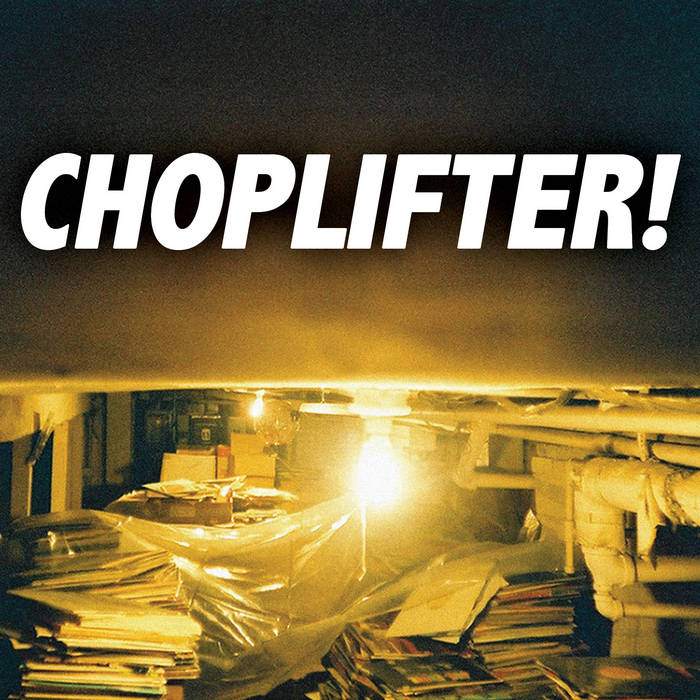 Choplifter cover art