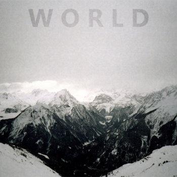 W O R L D (EP) cover art