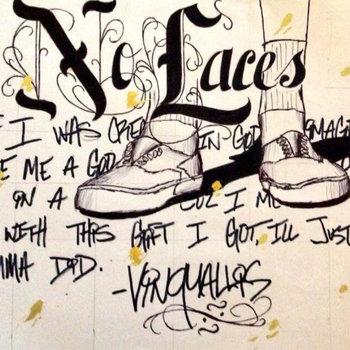 No Laces EP cover art